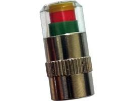 Ниппельный колпачок с индикатором давления 2,2 атм.