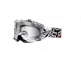 Очки кроссовые Airspc Encore White / Clear