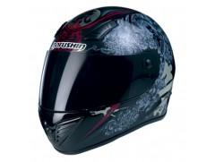 Шлем MARUSHIN 999RS Kuseido черный p.L