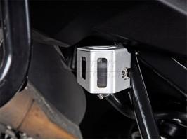 Защита бачка заднего тормоза BMW F800GS алюминиевая