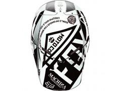 Мотошлем кроссовый FOX V4 MACHINA helmet черный