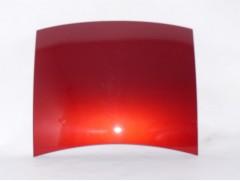 Панель мотокофра SHAD SH45 красный