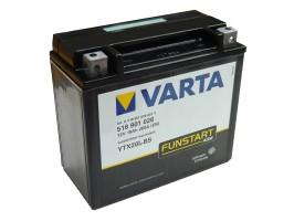 Аккумулятор VARTA YTX20L-BS для квадроциклов Bombardier, Honda, Yamaha