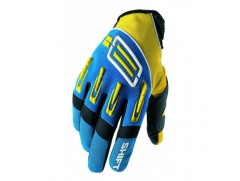 SHIFT Pro Strike Glove Blue/Yellow
