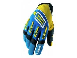 SHIFT Pro Strike Glove Blue/Yellow