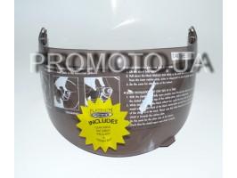 Визор Gmax платиновый коричневый