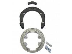 КРЕПЛЕНИЕ МОТОСУМКИ НА БАК QUICK-LOCK EVO для BMW R1200GS (без болтов)