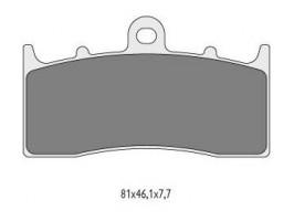 Тормозные колодки на BMW синтетические Armstrong HH Road 320284