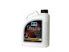 Моторное масло для MX и эндуро BEL RAY Thumper Rac Syn Est 4T 10W-40 4L