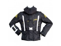 Куртка MX Jacket LEATT GPX Adventure Black