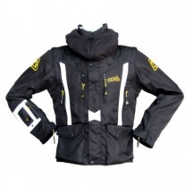 Куртка MX Jacket LEATT GPX Adventure Black