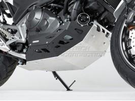 Защита двигателя алюминиевая на HONDA NC700 / NC750