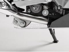 Защита двигателя алюминиевая на HONDA NC700 / NC750 с автоматической КПП