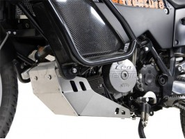 Алюминиевая защита двигателя на KTM 950 / 990 Adventure