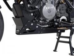 Алюминиевая защита двигателя черная для KTM 990 SMT / 990 SMR / 950 SMR