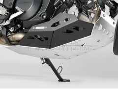 Защита двигателя на SUZUKI DL 1000 V-Strom, с креплением на дуги