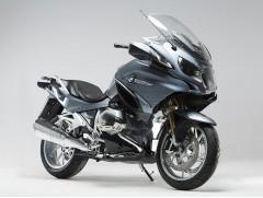 Алюминиевая защита двигателя черная для BMW R 1200 RT (14-)
