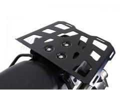 Площадка под сумку QUICK-LOCK алюминивая черная