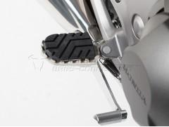 Подножки водителя на Honda NC700S/X NC750S/X Crossrunner