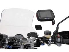 Адаптер для крепления GPS-навигатора, быстросъёмный.