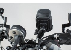 Набор для крепления и чехол для GPS навигатора на мотоцикл