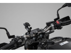 Универсальное крепление для смартфона на мотоцикл с замком T-Lock