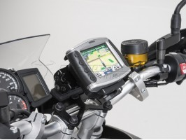 Крепление GPS-навигатора  для BMW F/G 650GS