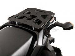 Крепление центрального кофра ALU-RACK на Suzuki DL 650 / 1000. Kawasaki KLV1000