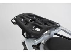Мотокофр центральный алюминиевый с креплением на BMW G310GS черный