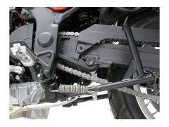 Центральная подножка для Triumph Tiger 955i (00-06)