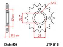 Звезда передняя JTF 516.16