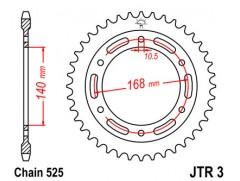 Звезда задняя для BMW F650GS, F700GS, F800GS JT