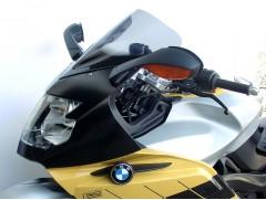 Стекло ветровое для BMW K1200S/ K1300S MRA Racing затемненное