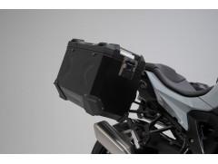 МОТОКОФРЫ TRAX ADV 37/37 С КРЕПЛЕНИЕМ НА BMW S1000XR (19-) чёрные