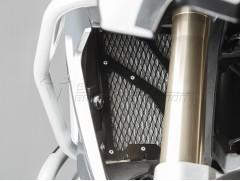 Защита радиатора Radiator Guard Aluminium. Black. BMW R 1200 GS (13-).