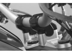 Адаптер для увеличения высоты руля на 32 мм и приближения к водителю на 25 мм для BMW R1200GS/Adv.