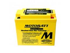Аккумулятор гелевый MOTOBATT MBTX20U
