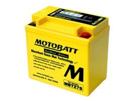 Аккумулятор гелевый MOTOBATT MBTZ7S