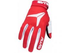 Мотоперчатки Alias AKA  RED/WHITE