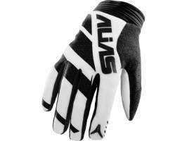 Мотоперчатки Alias CLUTCH WHITE/BLACK