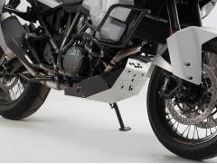 Алюминиевая защита двигателя на KTM 1290 Super Adventure (14-)