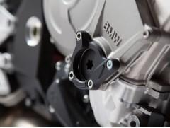 Алюминиевая защита боковых крышек двигателя BMW S 1000 R (14-)