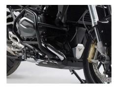 Алюминиевая защита двигателя для BMW R1200R (15-) / R1200RS (15-) черная