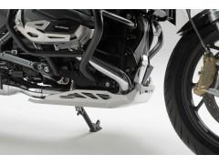 Алюминиевая защита двигателя для BMW R1200R (15-) / R1200RS (15-) серебристая