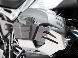 Алюминиевая защита цилиндров двигателя на BMW R1200 R / GS / Adv. / nineT