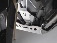 Алюминиевая защита двигателя передняя на BMW R 1200 GS LC / Adventure