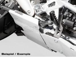 Алюминиевая защита двигателя задняя на BMW R 1200 GS LC / Adventure
