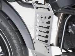 Алюминиевая защита двигателя передняя на Triumph Tiger 1200 Explorer (11-)