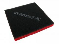 Поролон для воздушного фильтра Stage6, двойной, 300х300х18