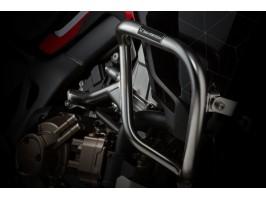 Защитные дуги на Honda CRF1000L Africa Twin (15-), нержавеющая сталь